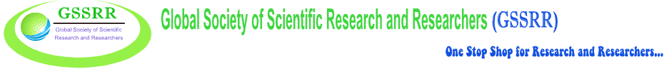 Global Society of Scientific Research and Researchers